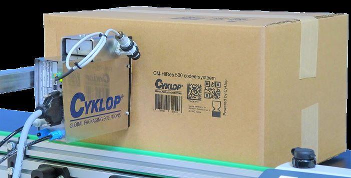 Cm 500 Print Logo Side Box 2